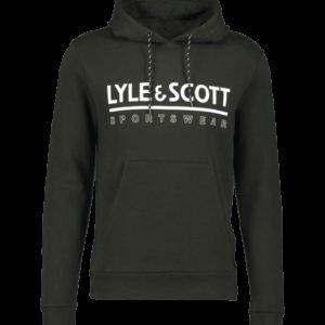 Lyle & Scott Oth Midlayer Logo Huppari