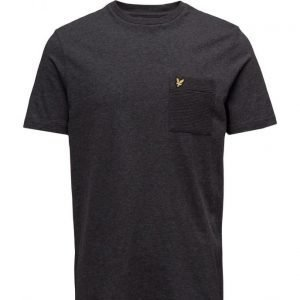 Lyle & Scott Ottoman Stitch Pocket T-Shirt lyhythihainen t-paita
