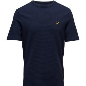 Lyle & Scott Ottoman Stitch T-Shirt lyhythihainen t-paita