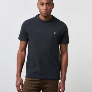 Lyle & Scott Ottoman T-shirt 398 Charcoal