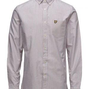 Lyle & Scott Oxford Stripe Shirt