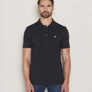 Lyle & Scott Polo Shirt 572 True Black