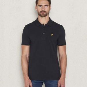 Lyle & Scott Polo Shirt 572 True Black