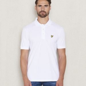 Lyle & Scott Polo Shirt 626 White