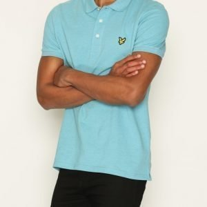 Lyle & Scott Polo Shirt Kauluspaita Green