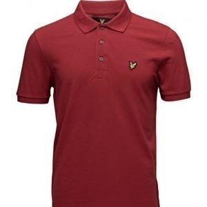 Lyle & Scott Polo Shirt lyhythihainen pikeepaita