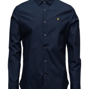 Lyle & Scott Poplin Slim Fit Shirt