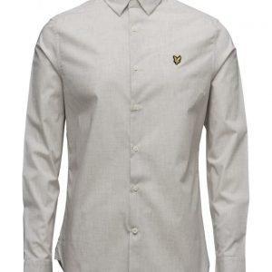 Lyle & Scott Poplin Slim Fit Shirt