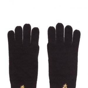 Lyle & Scott Racked Rib Gloves hanskat