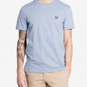 Lyle & Scott T-Shirt T-paita Blue Marl