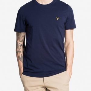 Lyle & Scott T-Shirt T-paita Navy