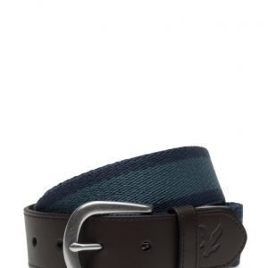 Lyle & Scott Webbing Belt vyö