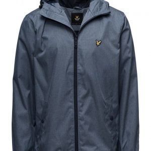 Lyle & Scott Zip Through Hooded Jacket kevyt takki