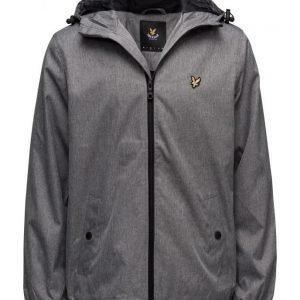 Lyle & Scott Zip Through Hooded Jacket kevyt takki