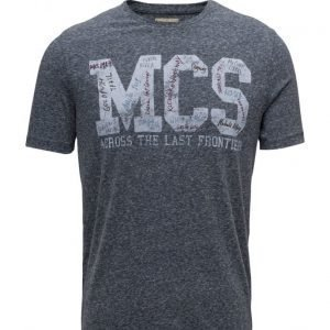 MCS Hats-Caps-Mlm lyhythihainen t-paita