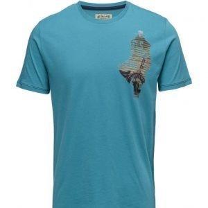 MCS T-Shirt lyhythihainen t-paita