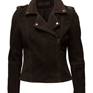 MDK / Munderingskompagniet Buffy Cow Jacket nahkatakki