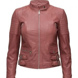MDK / Munderingskompagniet City Biker Leather Jacket nahkatakki