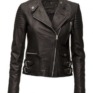 MDK / Munderingskompagniet City Biker Leather Jacket nahkatakki