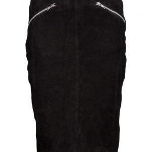 MDK / Munderingskompagniet Crissie Suede Skirt mekko