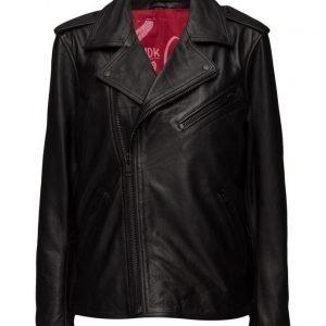 MDK / Munderingskompagniet Fabio Biker Jacket nahkatakki