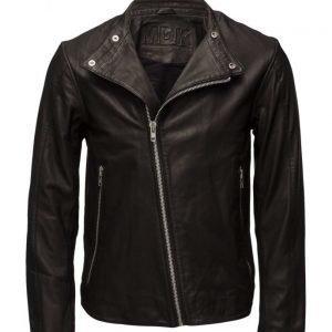 MDK / Munderingskompagniet Henrik Leather Jacket nahkatakki