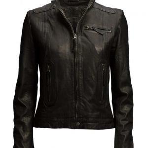 MDK / Munderingskompagniet Karla Leather Jacket nahkatakki