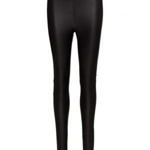 MDK / Munderingskompagniet Leather Stretch Leggings (Black)