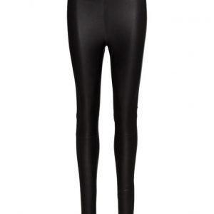 MDK / Munderingskompagniet Leather Stretch Leggings (Black)