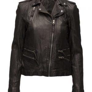 MDK / Munderingskompagniet Rosa Leather Jacket nahkatakki