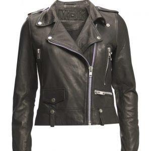 MDK / Munderingskompagniet Seattle Leather Jacket nahkatakki
