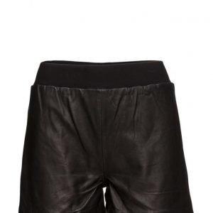 MDK / Munderingskompagniet Stella Leather Shorts shortsit