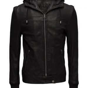 MDK / Munderingskompagniet Thomas Hood Leather Jacket nahkatakki