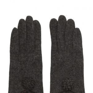 MJM Fif Wool Mix Anthracite hanskat