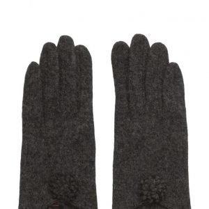MJM Fif Wool Mix Anthracite hanskat