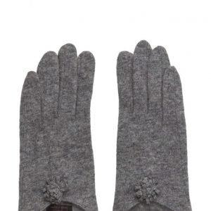 MJM Fif Wool Mix Greymel. hanskat