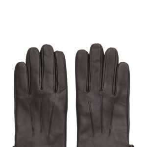 MJM Glove Joey Leather Dk. Brown hanskat