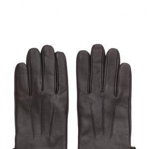 MJM Glove Joey Leather Dk. Brown hanskat