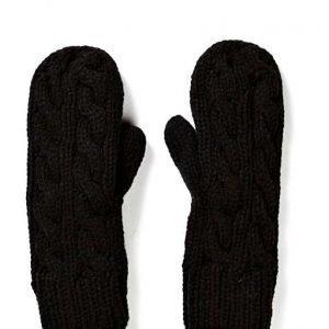 MJM Mitten Cable Knit hanskat