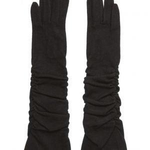 MJM Mjm Amanda Wool Mix Black hanskat