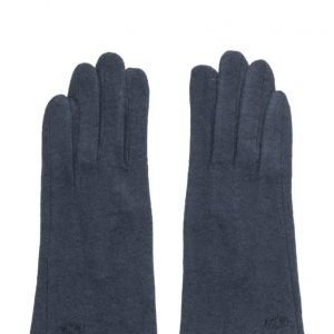 MJM Mjm Christa Wool Mix Navy hanskat