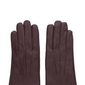 MJM Mjm Glove Angelina W Leather Burgundy hanskat