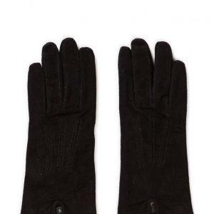 MJM Mjm Glove Lotus W Suede Black hanskat
