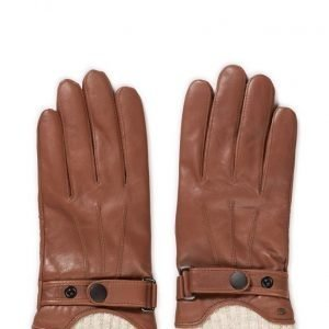 MJM Mjm Glove Ralph Leather Black hanskat