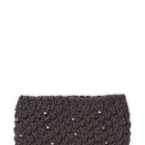 MJM Mjm Headband Rhinestone W Knit 50% Wool