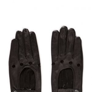 MJM Mjm Lady Driving Glove 100% Leather Black hanskat