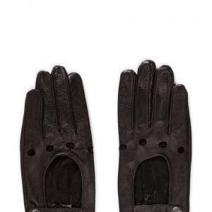 MJM Mjm Lady Driving Glove 100% Leather Black hanskat