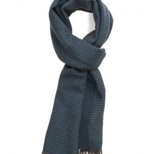 MJM Mjm Scarf Firenze 100 % Lambswool Light Blue huivi