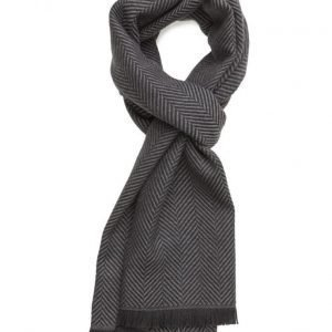 MJM Mjm Scarf Montapone 100 % Lambswool Grey huivi