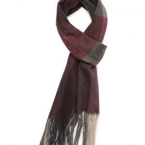 MJM Mjm Scarf Rom 100 % Lambswool Red huivi